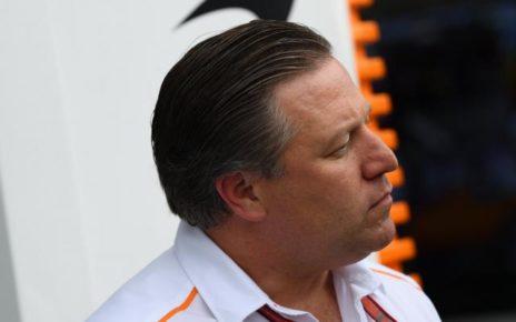 Le patron de McLaren croit en une F1 plus spectaculaire - F1 - McLaren