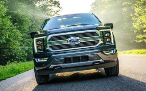 """Nouveau Ford F-150 : """"le plus fort et productif"""""""