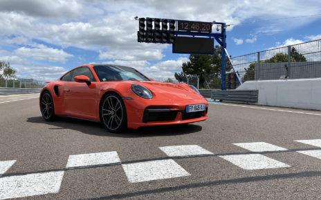 Essai Porsche 911 Turbo S : Orange Mécanique