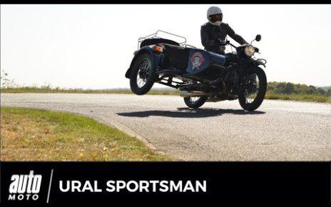 Ural Sportsman - essai side-car : mouton à trois pattes