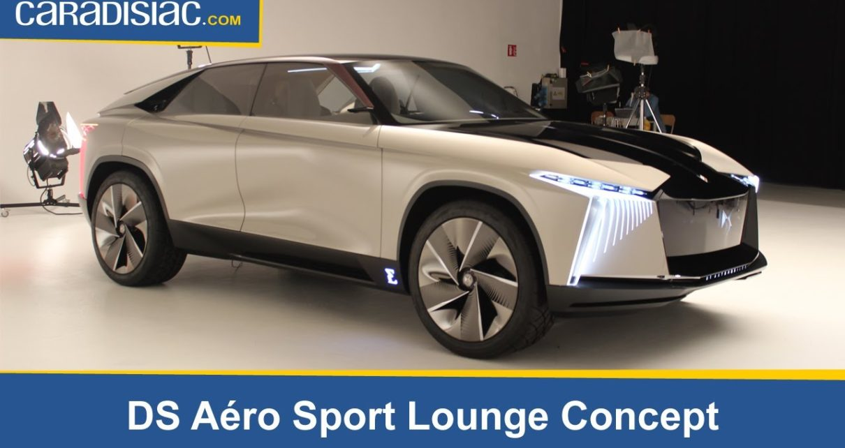 Présentation - DS Aéro Sport Lounge