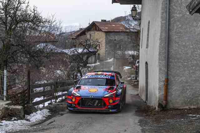 WRC : le parcours du Rallye Monte-Carlo 2021 est connu - Rallye - WRC - Monte-Carlo