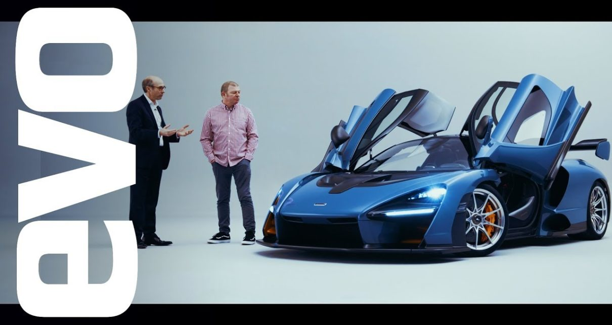 McLaren Senna preview - under the skin of the 789bhp track car   evo UNWRAPPED