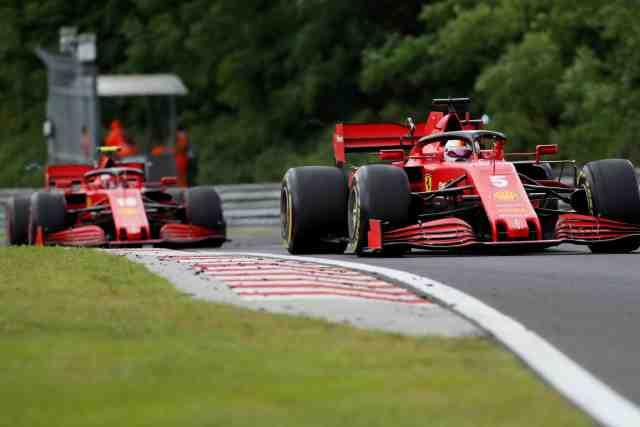 Mattia Binotto, directeur de Ferrari: «Se faire prendre un tour est très douloureux» - F1 - GP de Hongrie
