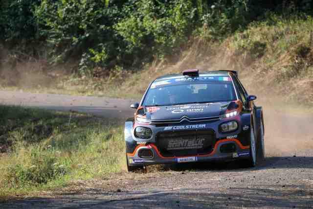 C'est enfin la rentrée pour le rallye - Rallye - ERC - Rome