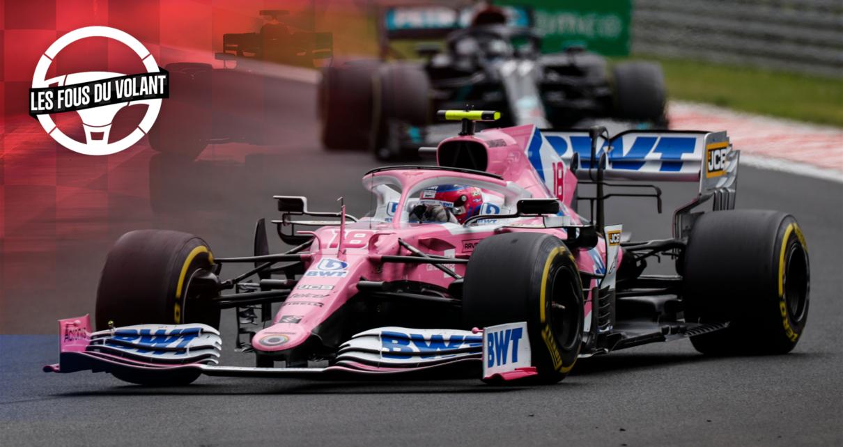 """""""Chez Racing Point, le joli carrosse rose risque de se transformer en citrouille en 2022"""" - Saison 2020 - Formule 1"""