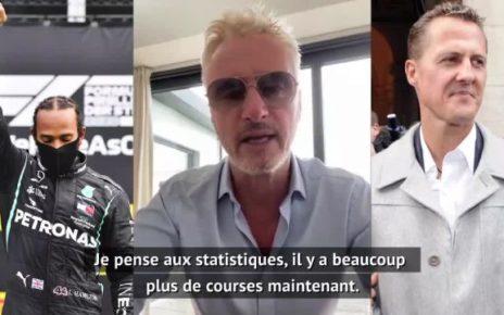 Eddie Irvine: «Lewis Hamilton et Michael Schumacher sont très différents» - F1