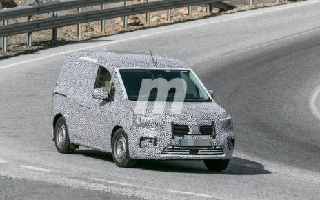 Nouveau Renault Kangoo : de nouvelles photos moins camouflées