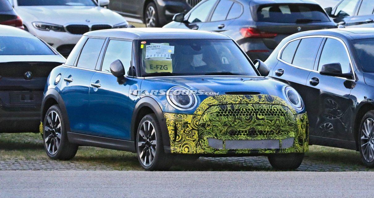 Une version hybride rechargeable pour la Mini Cooper S berline ?
