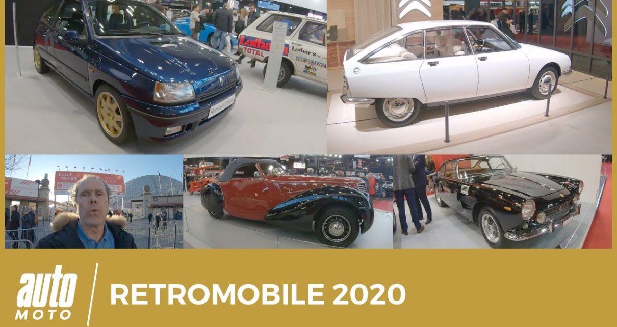 Rétromobile 2020 : notre visite subjective