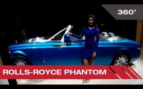 360° Rolls-Royce Phantom - Mondial Auto de Paris 2014
