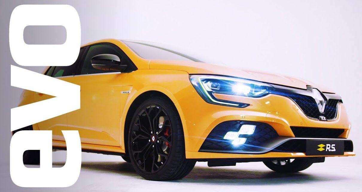 Renault Sport Mégane RS exclusive. Has Renault Sport returned?