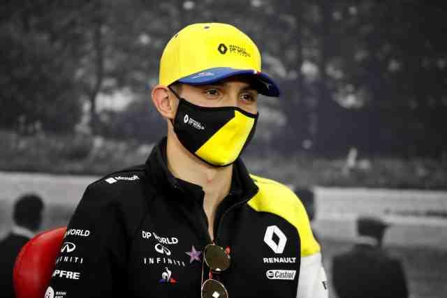 Esteban Ocon (Renault),6e des qualifications à Spa : «Ça fait du bien» - F1 - GP de Belgique