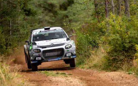 Franceschi remporte de haute lutte le rallye Terre de Lozère - Rallye - ChF (terre) - Lozère