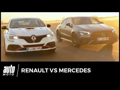 Renault Mégane RS Trophy-R vs Mercedes-AMG A 45 S...ou presque