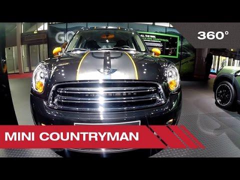 360° Mini Countryman - Mondial Auto de Paris 2014