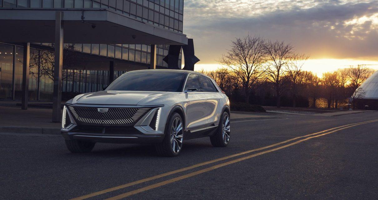 Cadillac dévoile le Lyriq, son premier SUV électrique