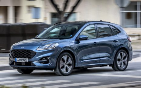 Déjà un rappel pour le Ford Kuga hybride rechargeable (PHEV)