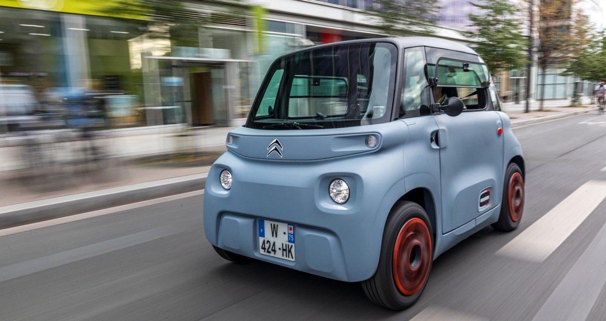 Essai Citroën Ami : la voiture électrique sans permis en 9 questions