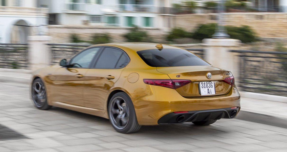 Fiabilité : Les principaux problèmes de l'Alfa Romeo Giulia
