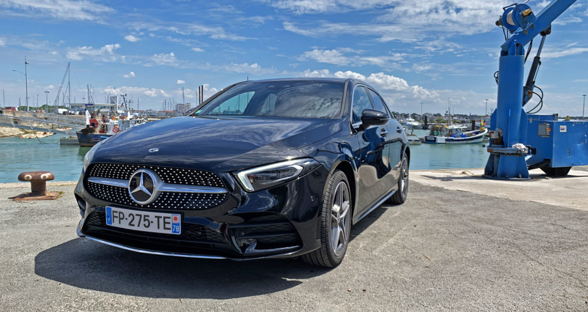 Mercedes Classe A 250e, le compromis parfait ?