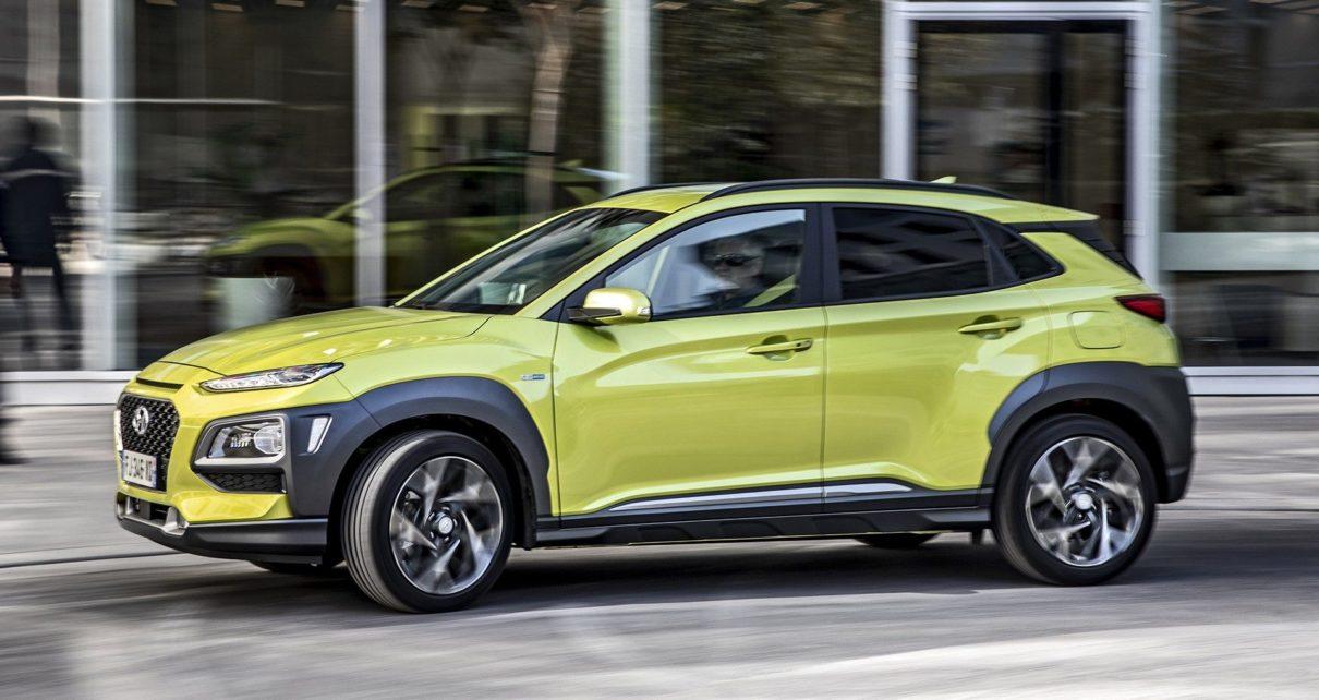 Notre essai mesuré du Hyundai Kona Hybrid