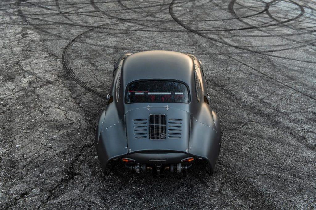 1960 Porsche MOMO 356 RSR Outlaw by Emory