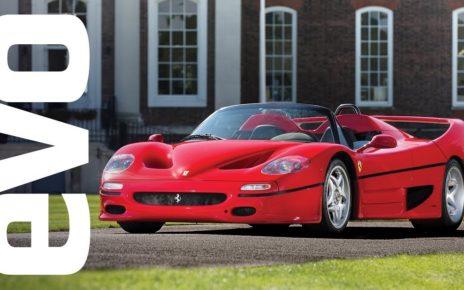 RM Sotheby's Ferrari 'Leggenda e Passione' auction repeat stream   evo