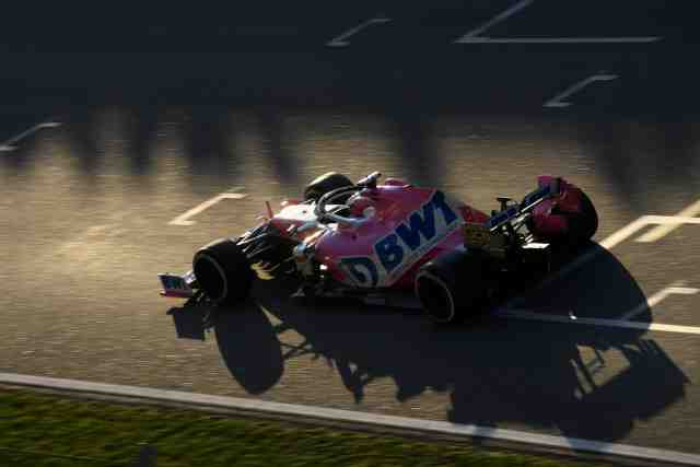 Il n'y a plus d'affaire Racing Point - F1