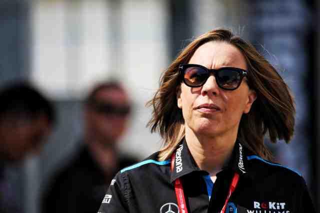 Simon Roberts remplaçant de Claire Williams - F1 - Williams