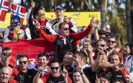 WRC: Tommi Mäkinen va quitter son poste à la tête du team Toyota - Rallye - WRC - Toyota