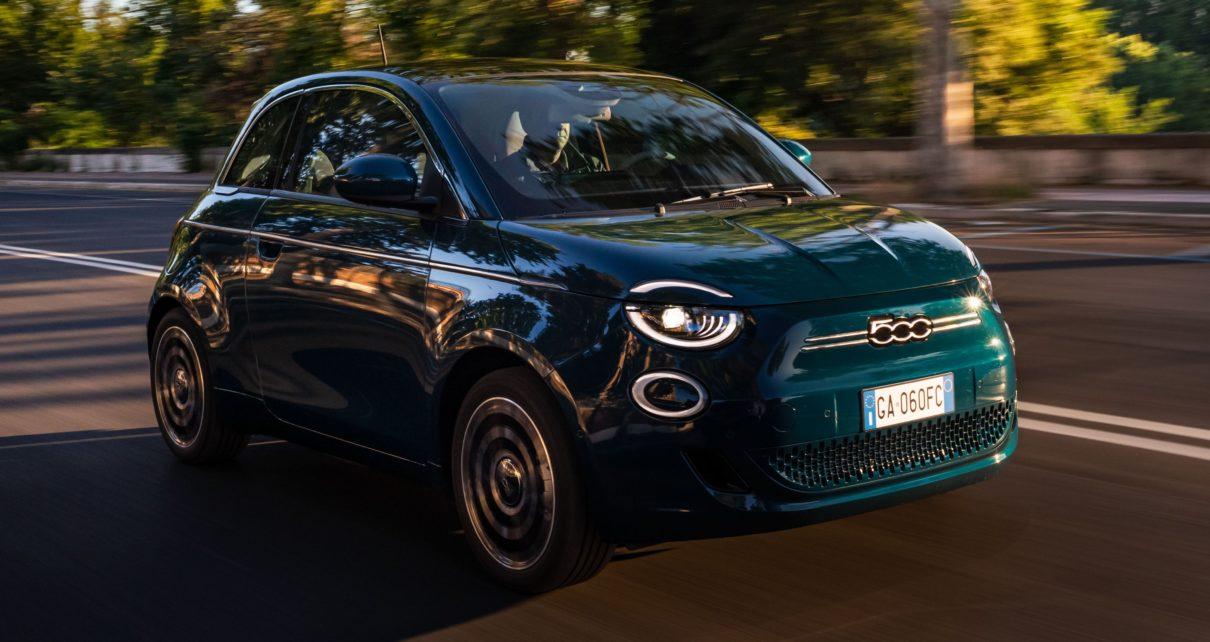 Essai Fiat 500e : plus branchée que jamais