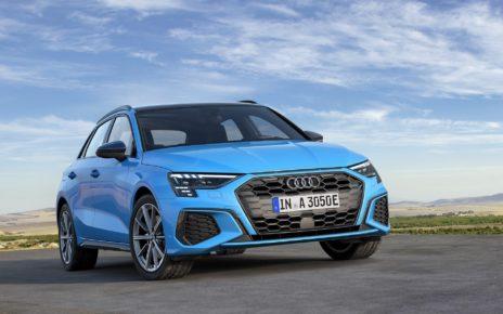 Nouvelle Audi A3 hybride rechargeable : 67 km d'autonomie et un prix de base de 38 100 €