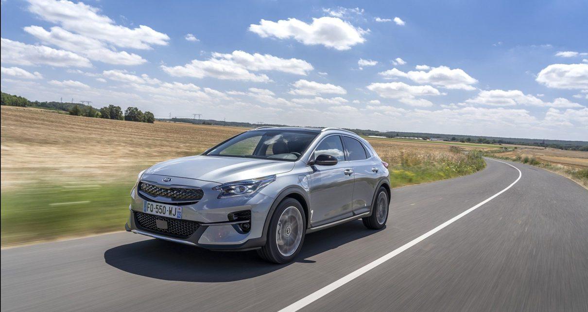 Premier essai du Kia XCeed hybride rechargeable