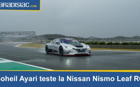 Les essais de Soheil Ayari : Nissan Leaf Nismo