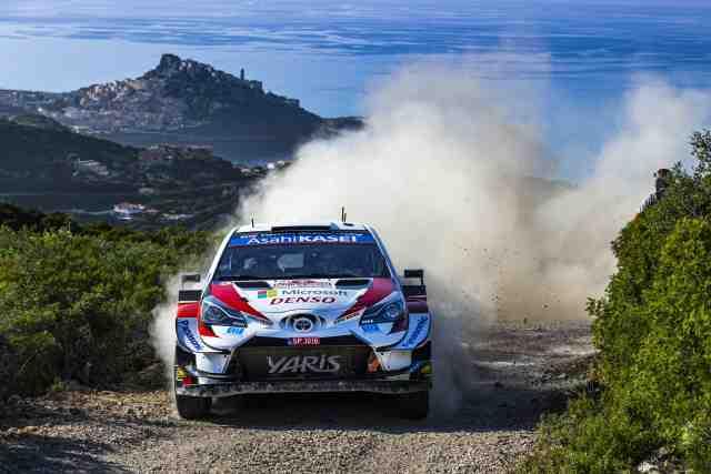 Rallye de Sardaigne: Ogier décroche deux spéciales, Sordo toujours leader - Rallye - WRC - Sardaigne