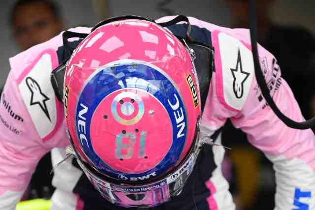 Gp de l'Eifel: Lance Stroll (Racing Point) a été victime de maux d'estomac - F1 - GP de l'Eifel