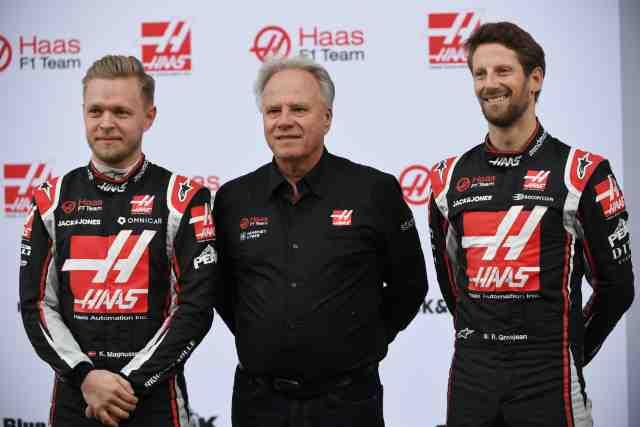 Haas F1 Team: Romain Grosjean et Kevin Magnussen sur le départ?
