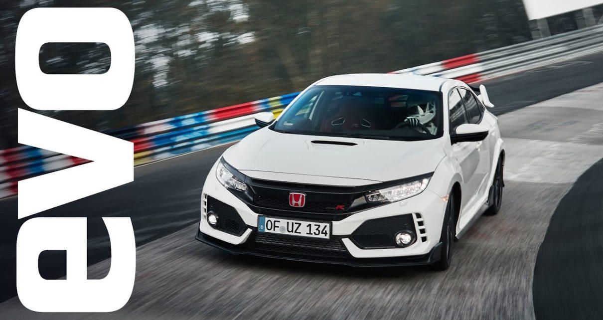 New Honda Civic Type R takes front-wheel drive Nurburgring record