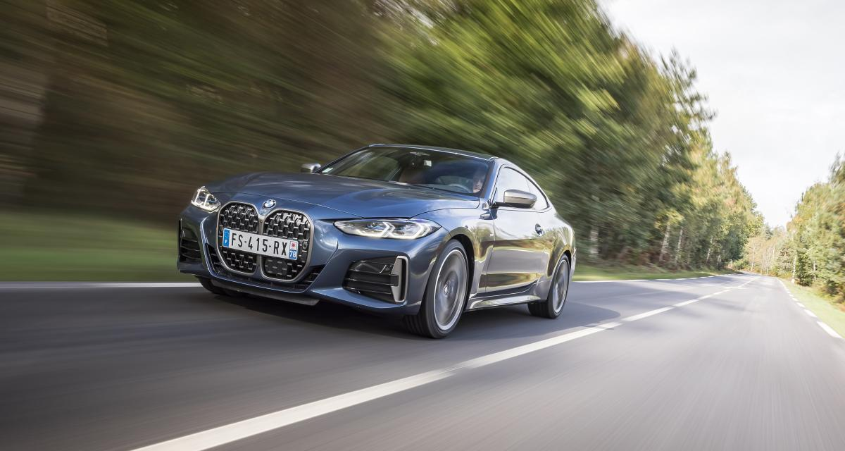 Essai de la nouvelle BMW Série 4 : coupé-décalé