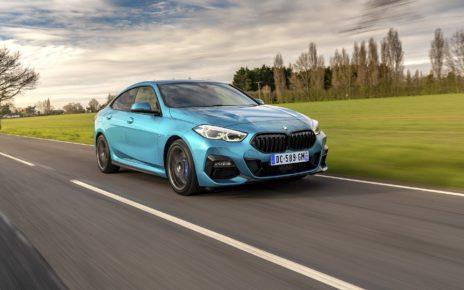 Essai mesuré de la BMW 218i Gran Coupé