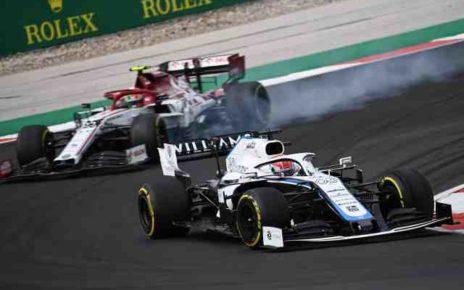 Le directeur de Williams positif au Covid-19 avant le GP de Turquie