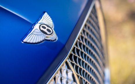 Un SUV Bentley électrique à l'horizon 2025 ?