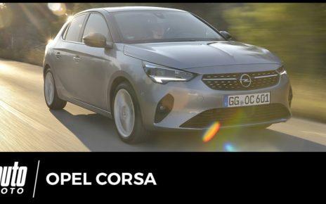 Essai Opel Corsa 6 : sous le signe du lion