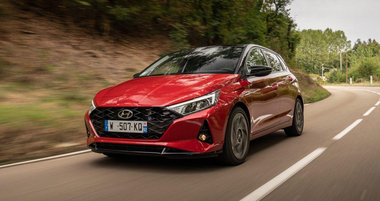 Essai et mesures de la Hyundai i20 1.0 T-GDI 100 hybrid