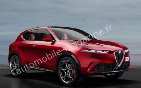 Nos dernières informations sur le futur Alfa Romeo Tonale