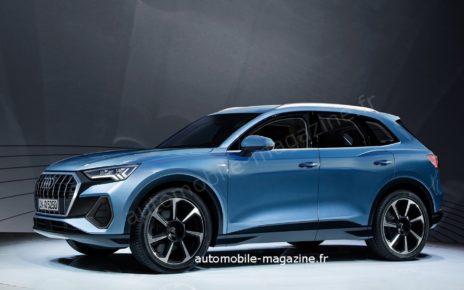 Scoop : le prochain Audi Q5 prévu pour 2023