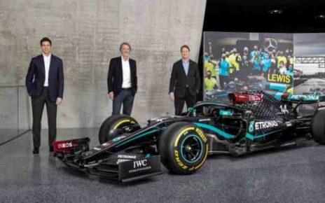 Ineos entre au capital de l'écurie de F1 Mercedes et Toto Wollf reste aux commandes