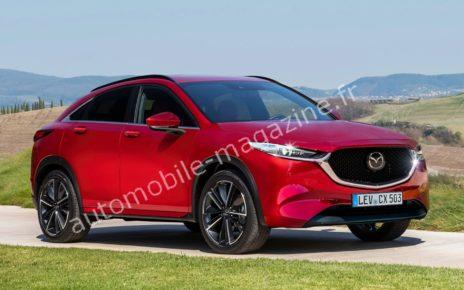 Mazda CX-50 : le futur concurrent des Peugeot 3008 et Renault Arkana