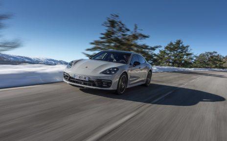 Porsche Panamera 4S hybride rechargeable : presque parfaite !